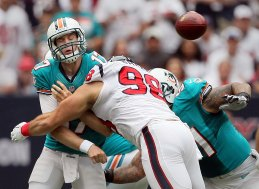 Miami Dolphins vs Houston Texans