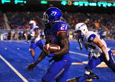 Boise State Vs. Air Force (Patrick Sweeney/The Arbiter)