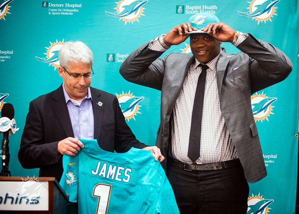 Positional Breakdown: Miami Dolphins 2015 Offensive Line   The ...