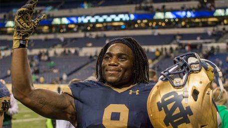 Jaylon Smith Happy