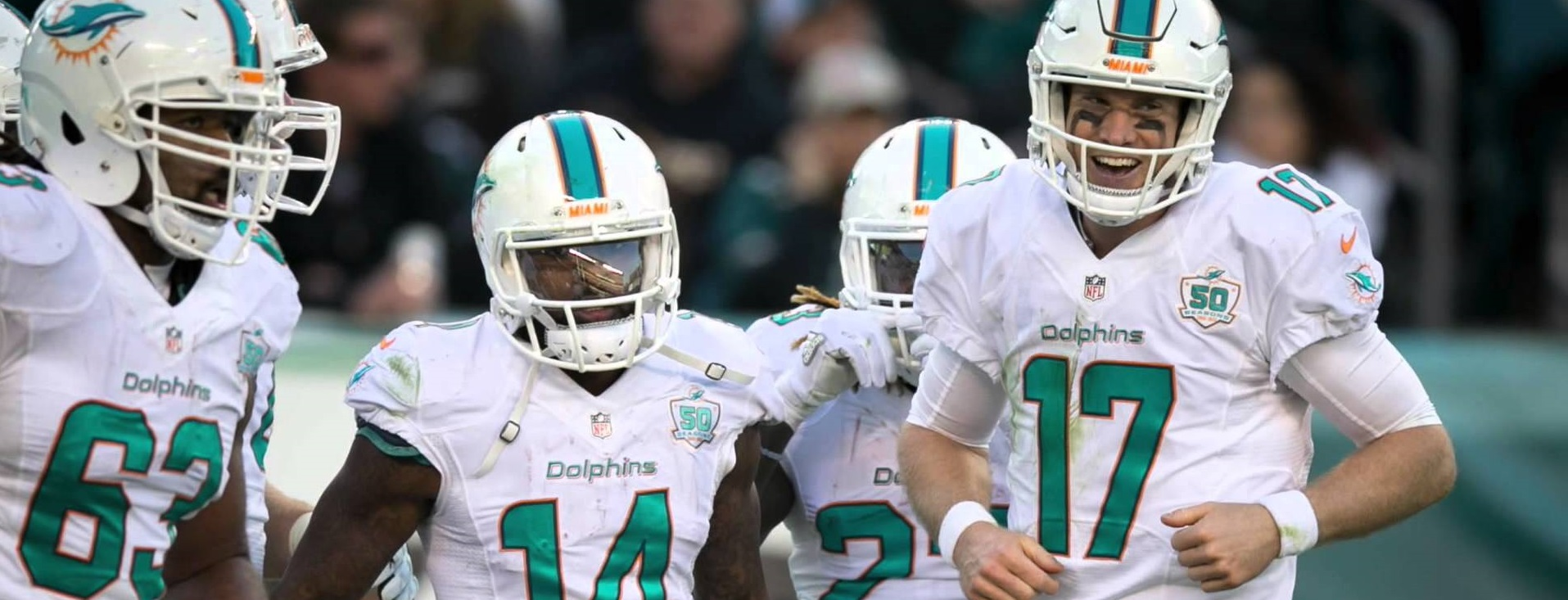 Happy Tanny + Jarvisjewishknight51Parker +TanneNFL: Miami Dolphins at Washington RedskinsKinny
