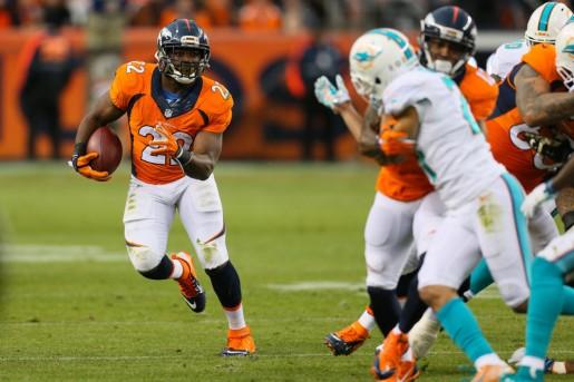 NFL: NOV 23 Dolphins at Broncos