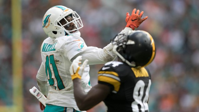 Miami Dolphins vs Pittsburgh Steelers