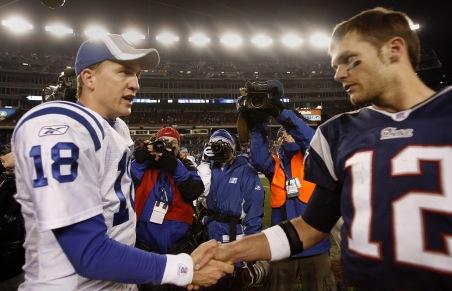 Indianapolis Colts vs New England Patriots - November 5, 2006
